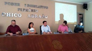 Audiência Pública sobre a Lei de Diretrizes Orçamentárias para 2019