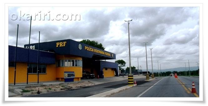 Policia Rodoviária PRF Milagres