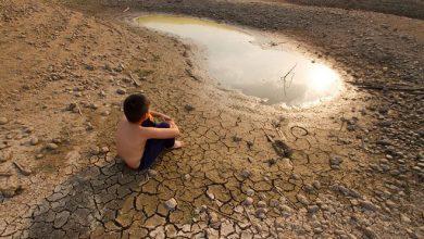 seca-abastecimento de água