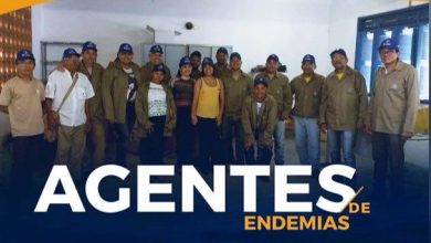 Agentes de Endemias