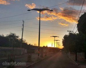 Avenida Santana, Milagres CE