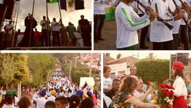 Desfile dia 07 de setembro de 2018 em porteiras-CE | Foto: OKariri