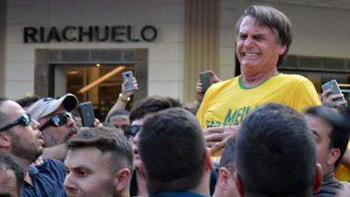 Bolsonaro leva facada