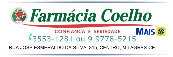 Banner Farmácia Coelho OK