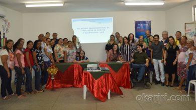 Apresentação dos relatórios quadrimestrais da saúde no município de Milagres-CE | Foto: OKariri