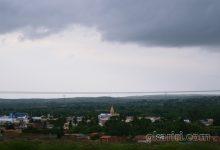 Vista de Milagres em Dia de chuva | Foto: OKariri