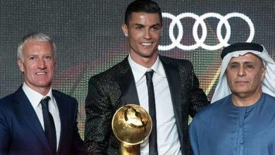 (Foto: Globe Soccer Awards/Divulgação)