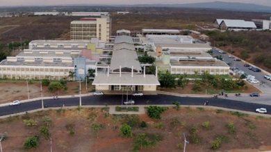 Campus de Juazeiro do Norte da UFCA / Fotos: Gabriel Souza e Carlos Shallom