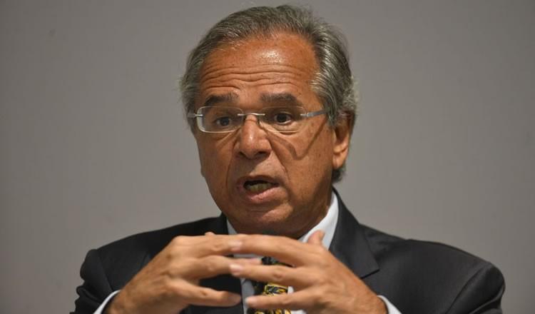 O ministro reiterou que a palavra final sobre a reforma da Previdência é do presidente Jair Bolsonaro (Foto: Reprodução)