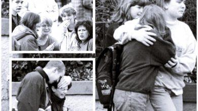 Dezesseis crianças foram mortas por ex-líder escoteiro armado que invadiu escola | Imagem reprodução STEFAN ROUSSEAU/PA WIRE