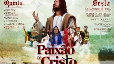 Divulgação Paixão de Cristo 2019